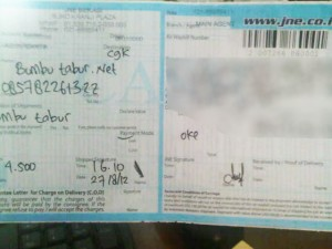 Bukti_pengiriman_Rahmat_27_Agustus_2012_bumbutabur net_085782261322